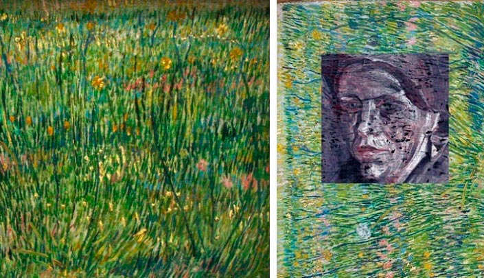 Шедевры живописи, на которых изображено намного больше Лоскут травы Ван Гог
