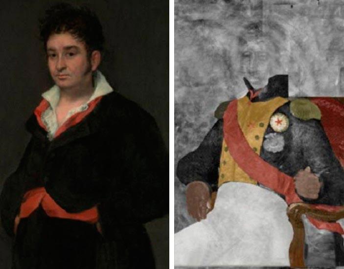 Шедевры живописи, на которых изображено намного больше Портрет дона Рамона Сатуэ Франсиско Гойя