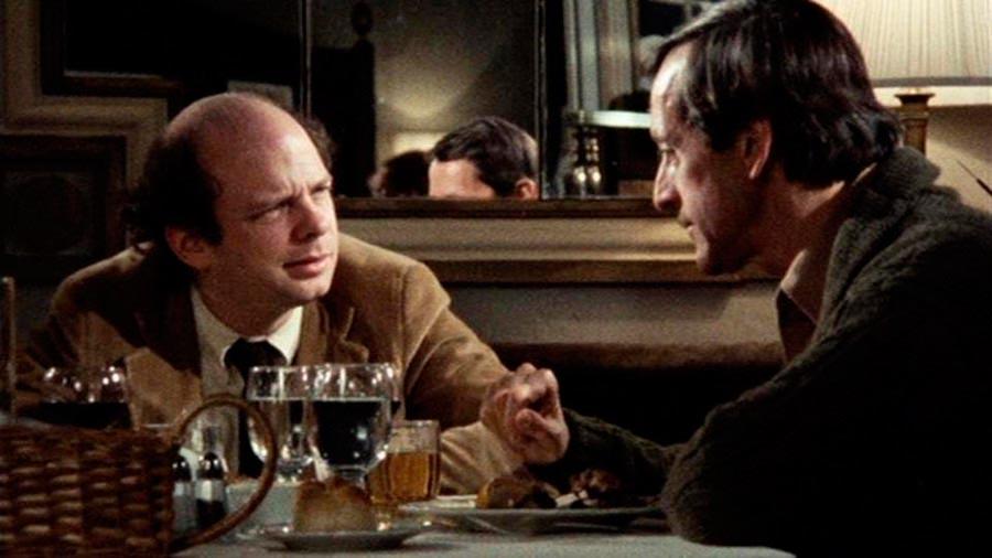 Фильмы, созданные на гениальных диалогах Мой ужин с Андре My Dinner with Andre