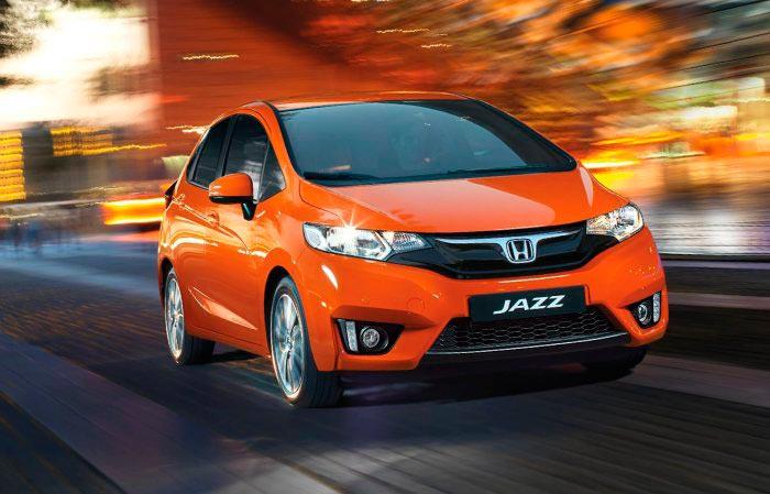 Самые надежные автомобили, их владельцы забыли дорогу на СТО Honda Jazz/Fit