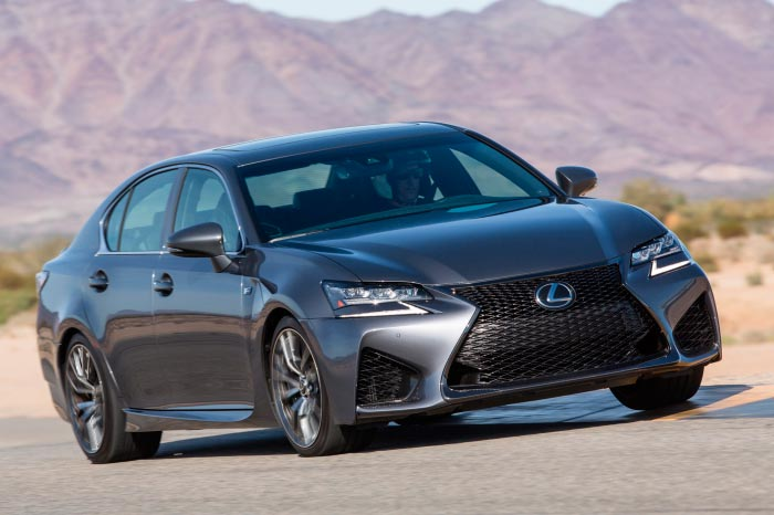 Самые надежные автомобили, их владельцы забыли дорогу на СТО Lexus GS