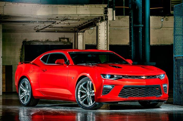 Самые надежные автомобили, их владельцы забыли дорогу на СТО Chevrolet Camaro