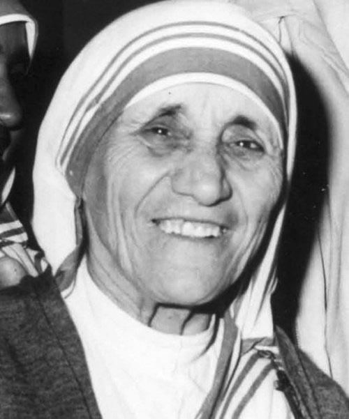 Удивительные люди, которые изменили к лучшему наш мир Мать Тереза Mother Teresa