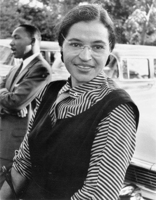 Удивительные люди, которые изменили к лучшему наш мир Роза Паркс Rosa Parks