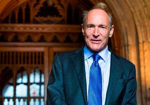 Удивительные люди, которые изменили к лучшему наш мир Тим Бернерс-Ли Tim Berners-Lee