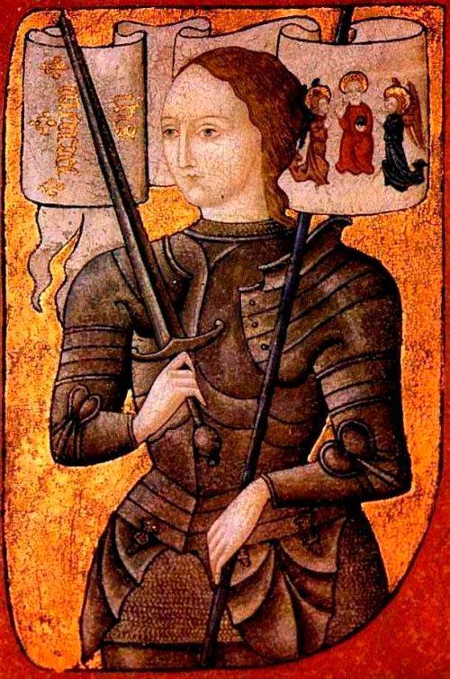 Удивительные люди, которые изменили к лучшему наш мир Жанна д'Арк Jeanne d'Arc