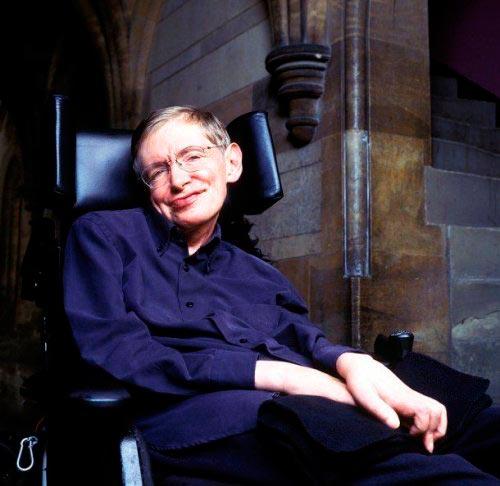 Удивительные люди, которые изменили к лучшему наш мир Стивен Хокинг Stephen Hawking