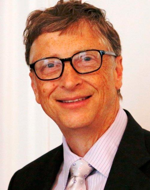 Удивительные люди, которые изменили к лучшему наш мир Билл Гейтс Bill Gates