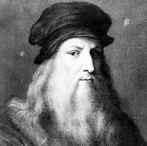 Удивительные люди, которые изменили к лучшему наш мир Леонардо да Винчи Leonardo da Vinci
