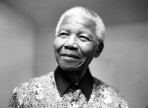 Удивительные люди, которые изменили к лучшему наш мир Нельсон Мандела Nelson Mandela