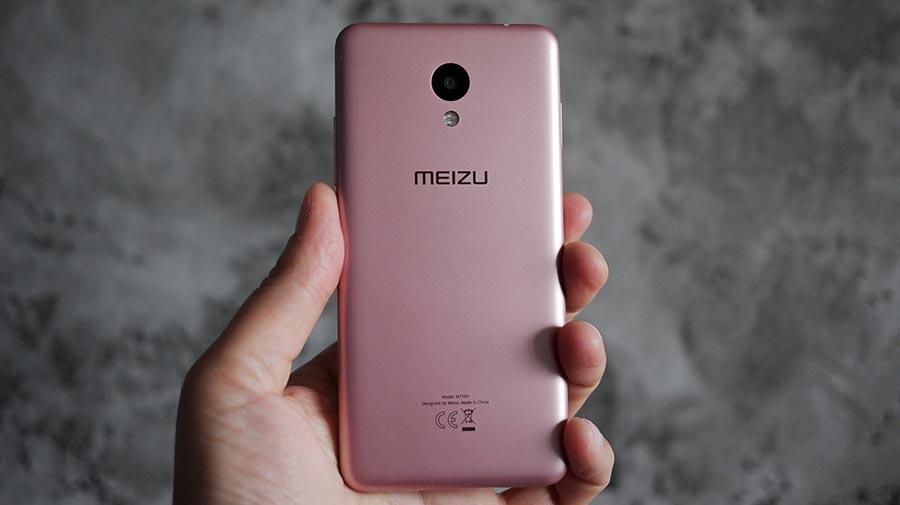 Смартфон Meizu M5c, мал да недорог