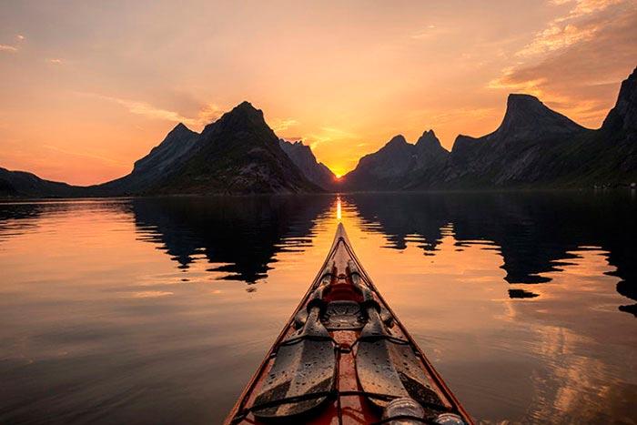 Фьорды Норвегии: восхитительные фото Томаш Фурманек Tomasz Furmanek