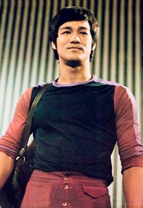Брюс Ли Bruce Lee: редкие фотографии из семейного архива