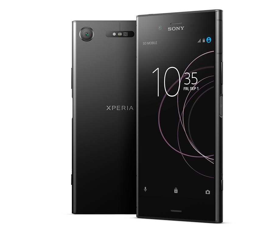 """Sony обозначила российские цены на """"младших братьев"""" флагмана Xperia XZ Premium XZ1"""