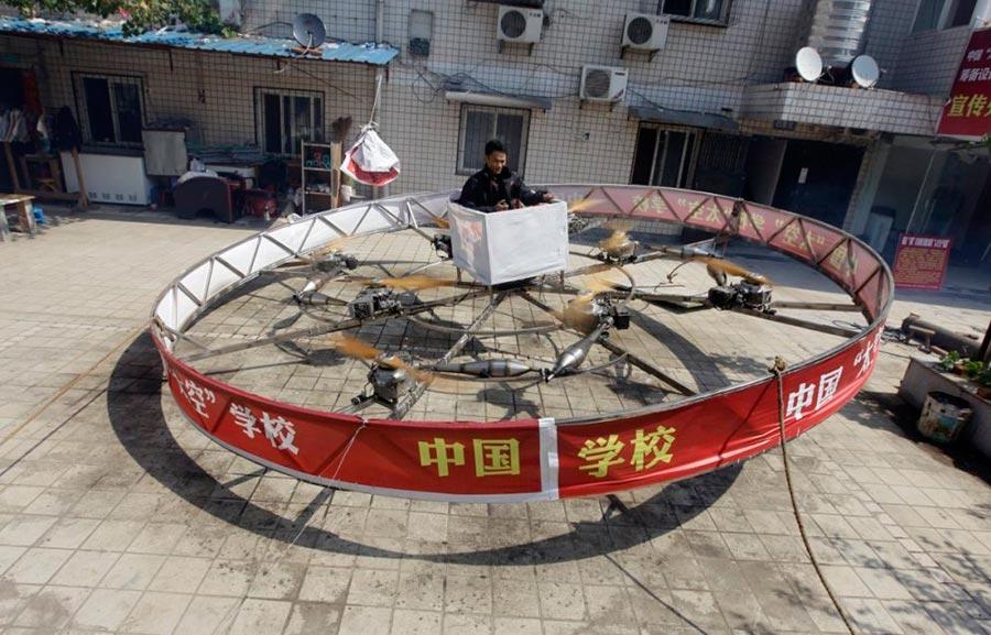 Made in China: Сумасшедшие изобретения китайцев
