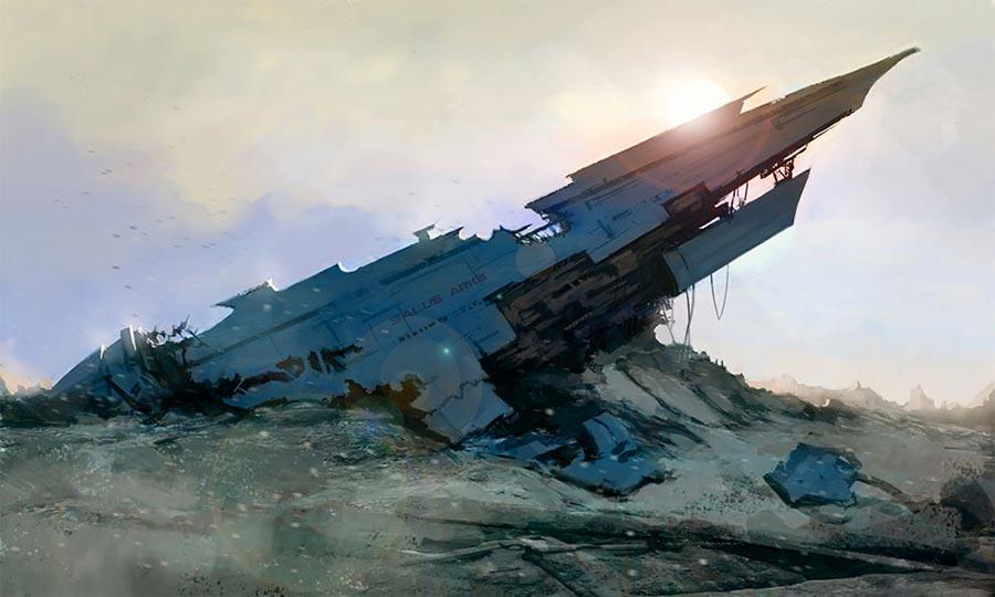 С севера на север восхитительные произведения Джоакима Эрикссона Joakim Ericsson