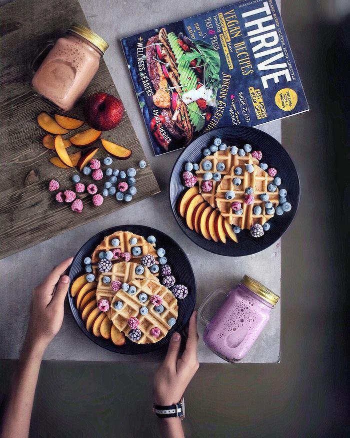 Вегетарианец восхищает мир прекрасными десертами Хосе Jose