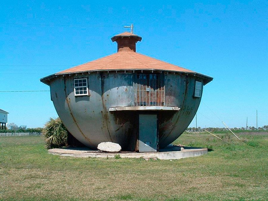 Самые оригинальные дома в мире Дом-чайник из Техаса в США