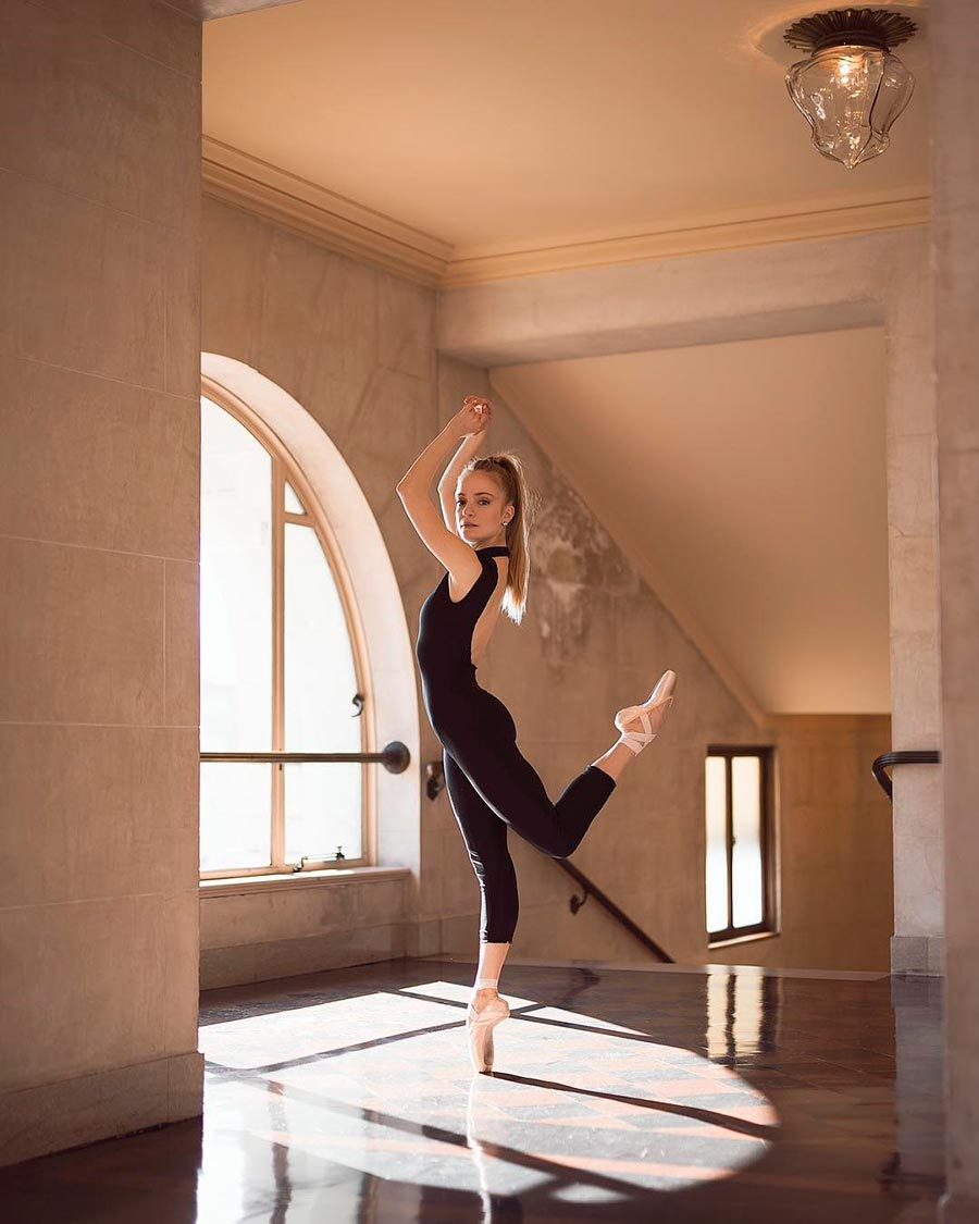 Восхитительный мир танцев и балета в фотографиях Захария Эпперсона Zachariah Epperson