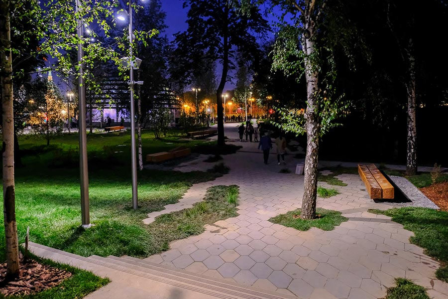 Зарядье: центральный парк Москвы