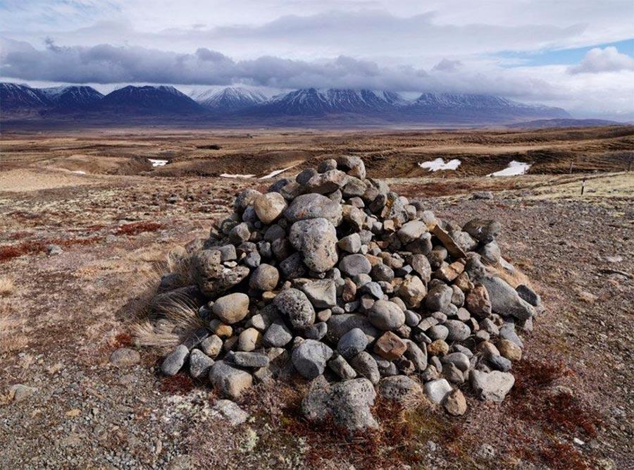 Iceland Исландия Beinakerling