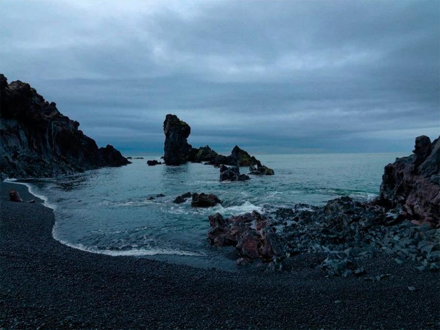 Iceland Исландия полуостров Snaefellsnes