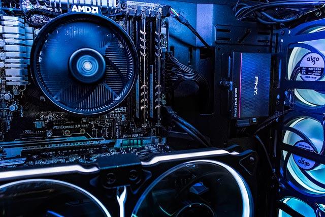 fast processor AMD процессор