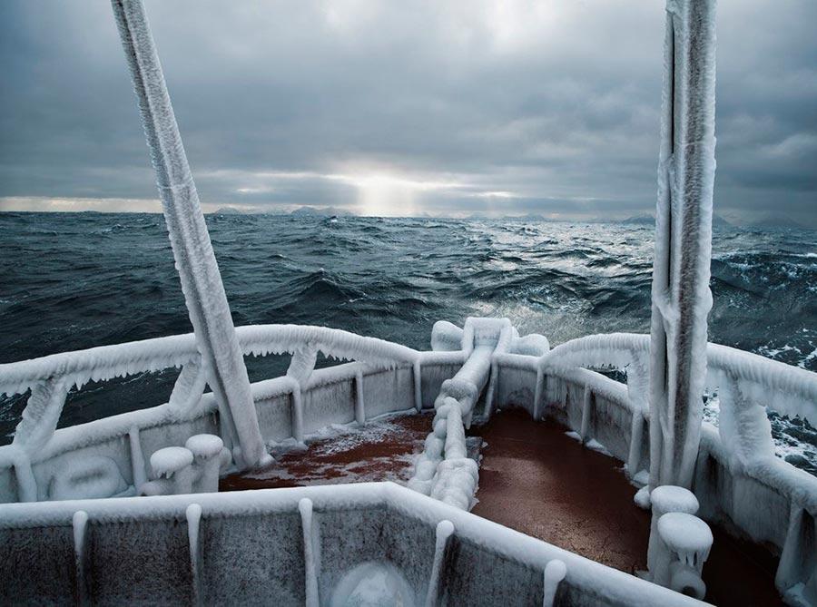 Corey Arnold Кори Арнольд будни рыбаков Аляски Alaska USA