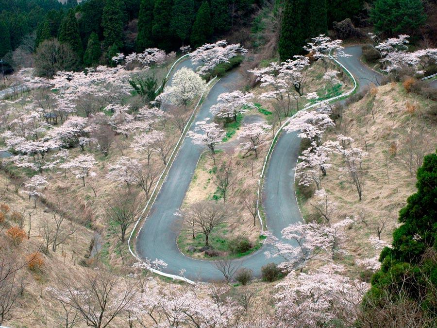 Красивейшие автотрассы мира Touge Roads, Япония