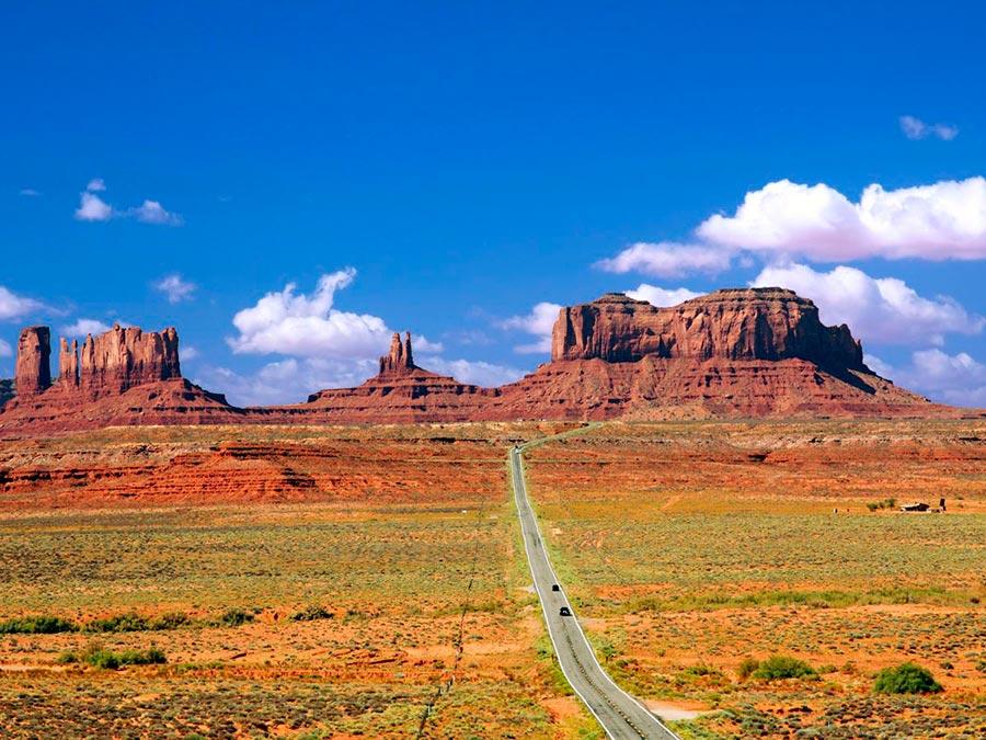 Красивейшие автотрассы мира Scenic Byway в Аризоне, США