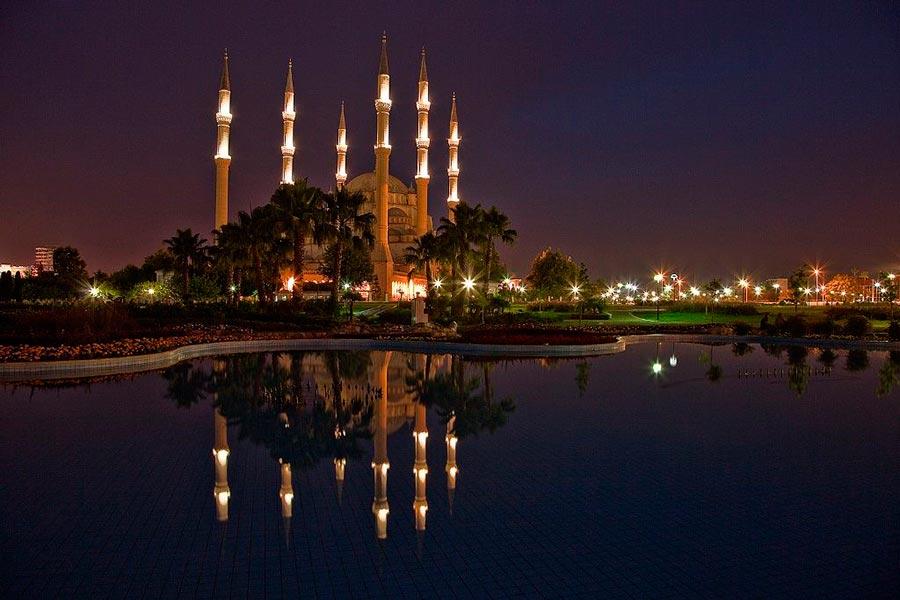 Турция Turkey самые красивые места Адана
