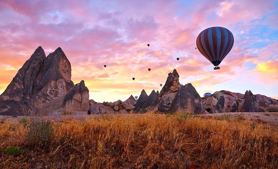 Турция Turkey самые красивые места Каппадокия