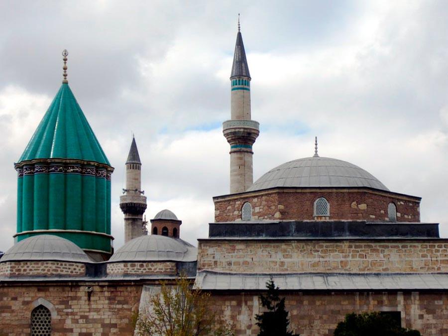 Турция Turkey самые красивые места Конья