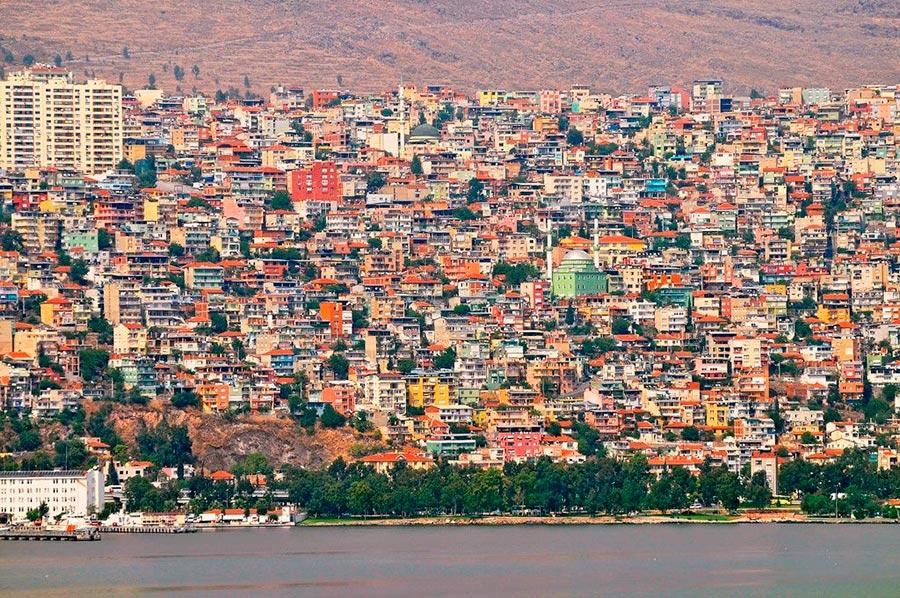 Турция Turkey самые красивые места Измир