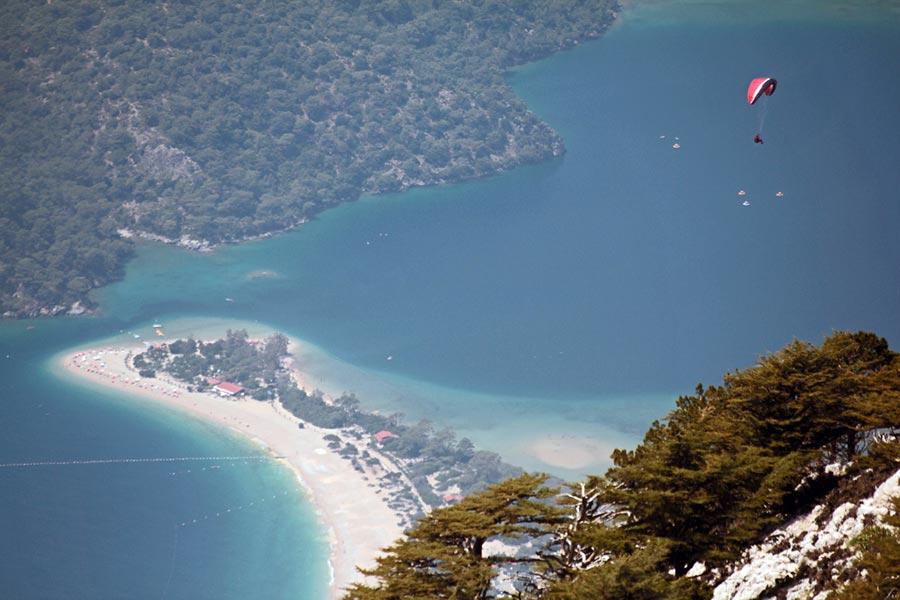 Турция Turkey самые красивые места Олюдениз