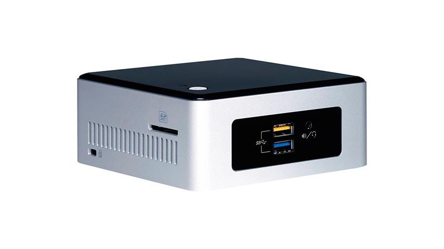 компактные компьютеры Intel NUC