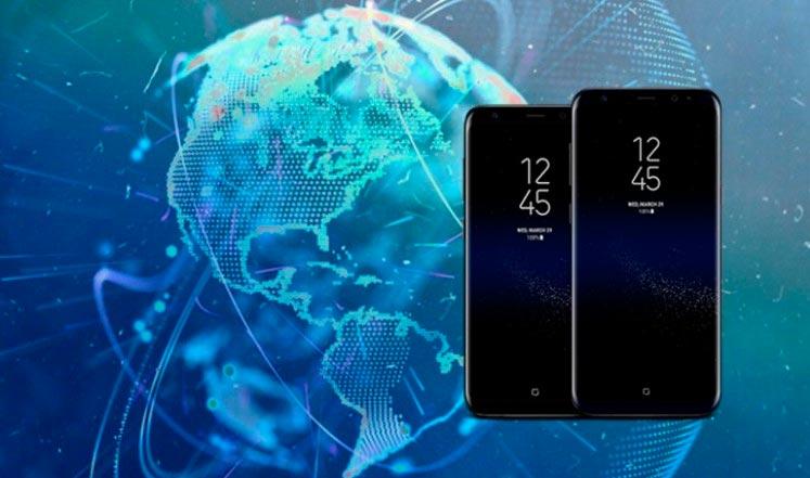 Лучший смартфон года: Samasung Galaxy S8