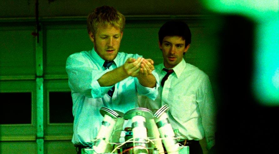 Научно-фантастические фильмы 21 века, которые стоит посмотреть Детонатор Primer