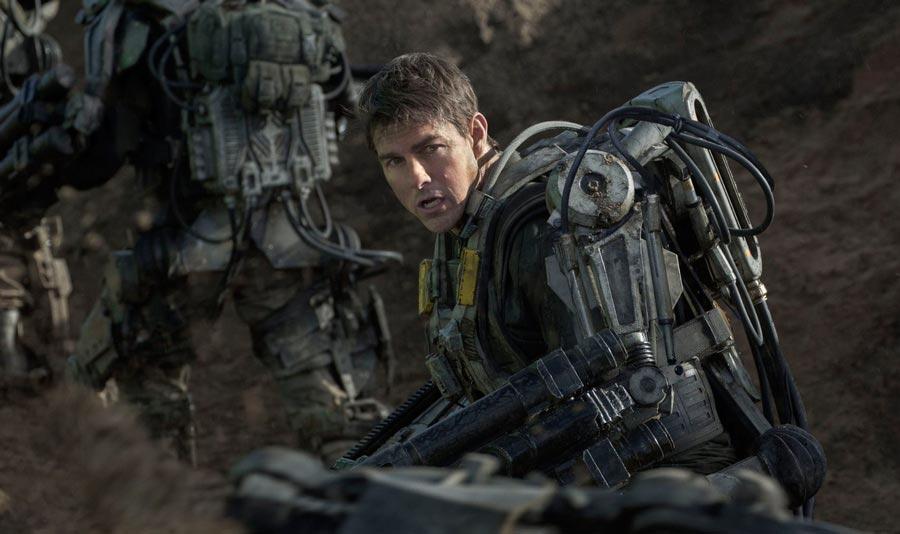 Научно-фантастические фильмы 21 века, которые стоит посмотреть Грань будущего Edge of Tomorrow