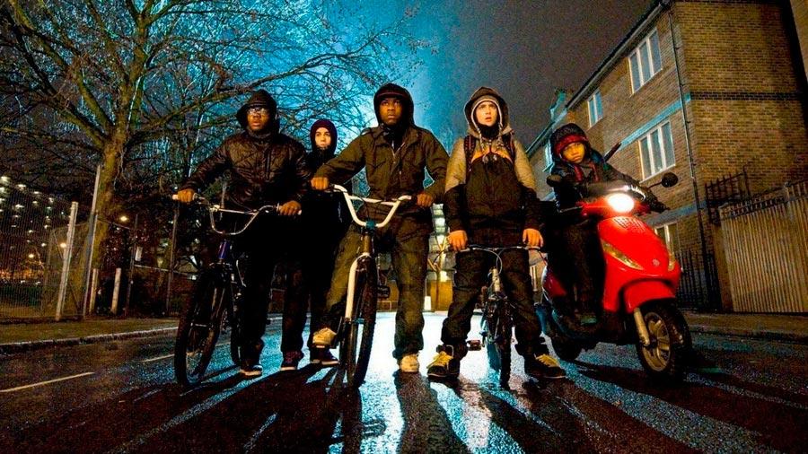 Научно-фантастические фильмы 21 века, которые стоит посмотреть Чужие на районе Attack the Block