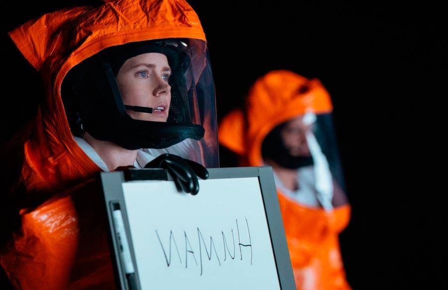 Научно-фантастические фильмы 21 века, которые стоит посмотреть Прибытие Arrival