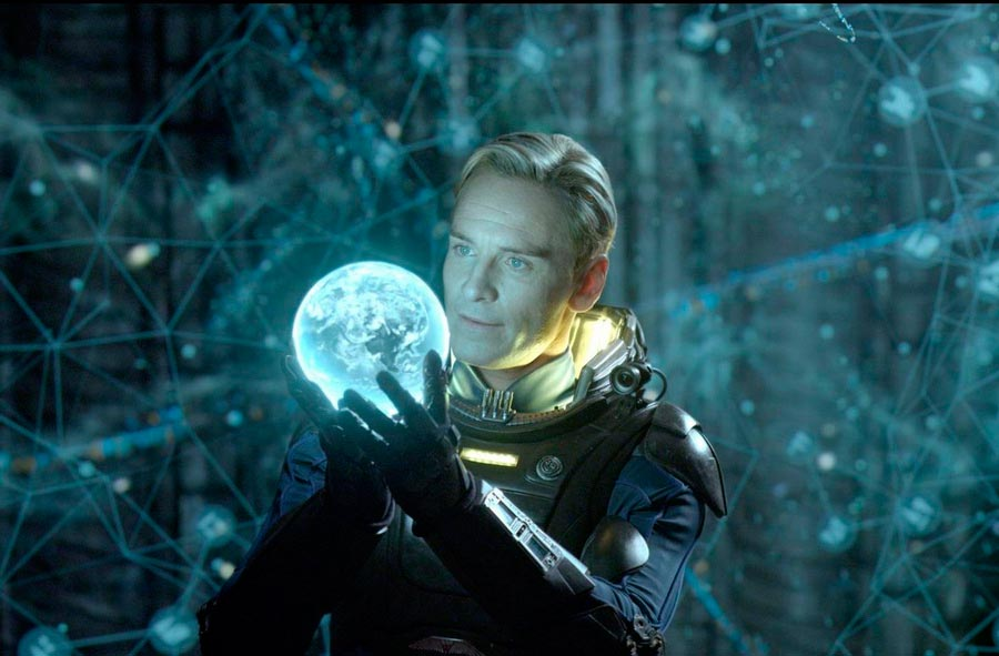 Научно-фантастические фильмы 21 века, которые стоит посмотреть Прометей Prometheus