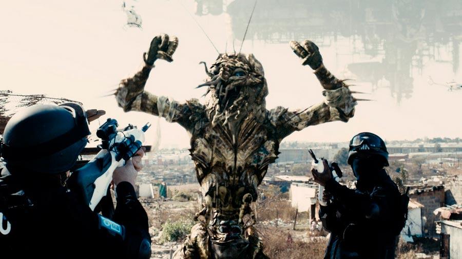 Научно-фантастические фильмы 21 века, которые стоит посмотреть Район № 9 District 9