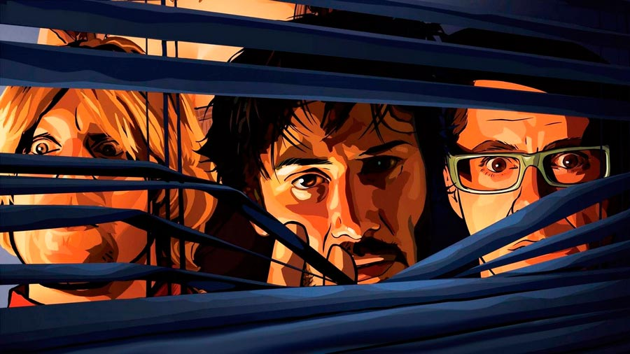 Научно-фантастические фильмы 21 века, которые стоит посмотреть Помутнение Scanner Darkly