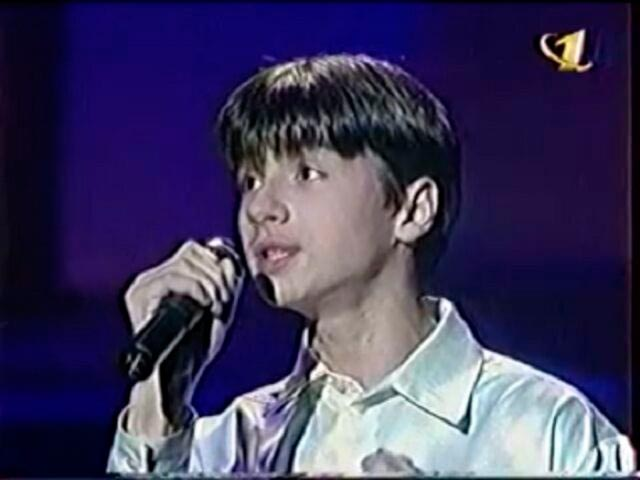 Знаменитости, когда мы были молодыми Сергей Лазарев