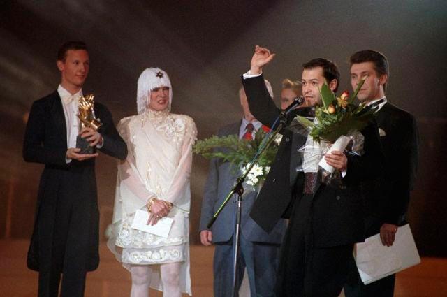Знаменитости, когда мы были молодыми Федор Бондарчук