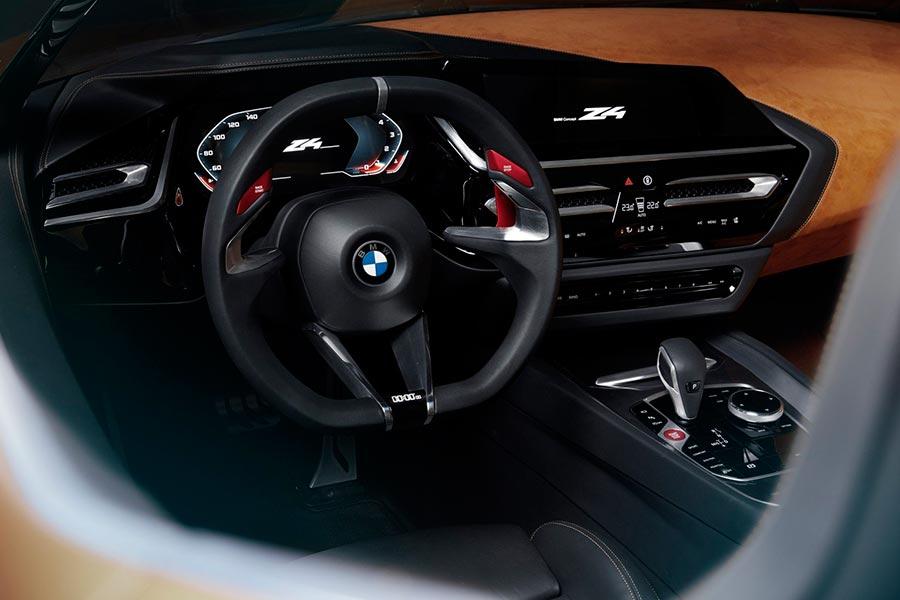 Концепт родстер BMW Z4 нового поколения