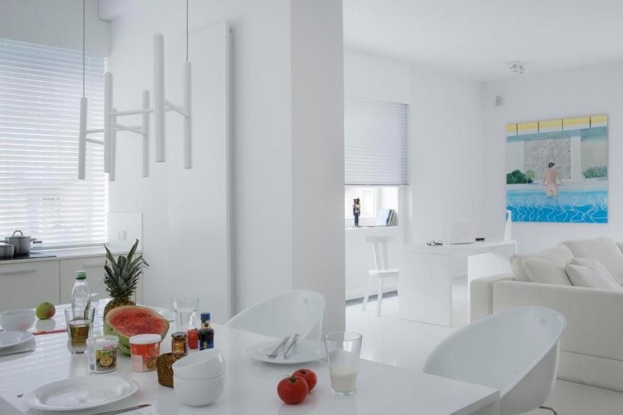 cool apartment interior крутой интерьер квартиры Польша Poland