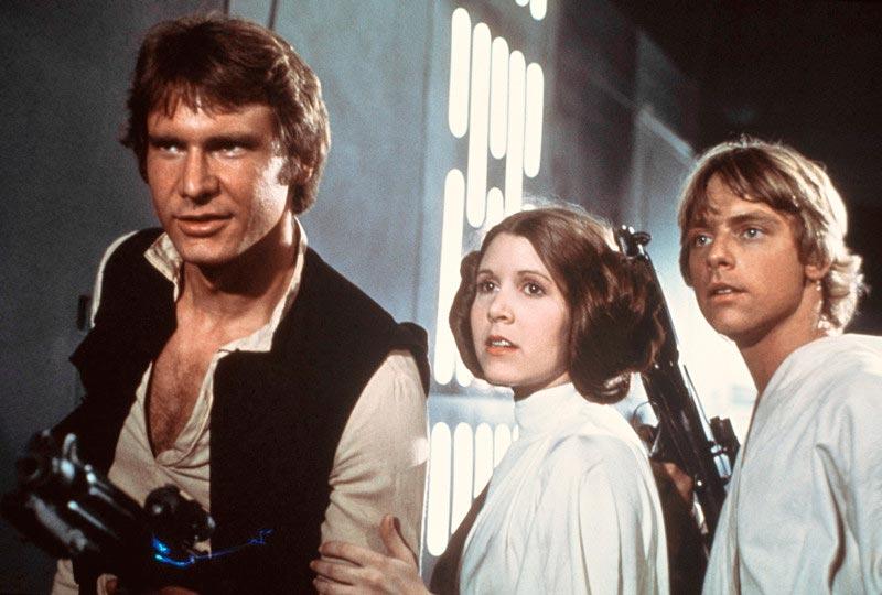 Межзвёздные приключения шедевры космического кино Звёздные войны. Эпизод IV: Новая надежда Star Wars: Episode IV A New Hope