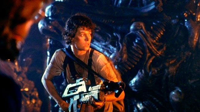 Межзвёздные приключения шедевры космического кино Чужие Aliens